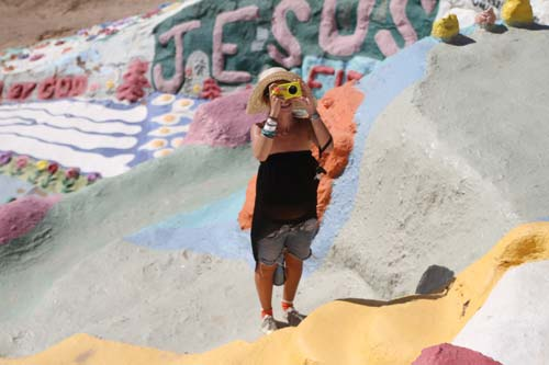 Salvation Mountain  1