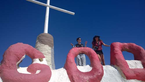 Salvation Mountain 5