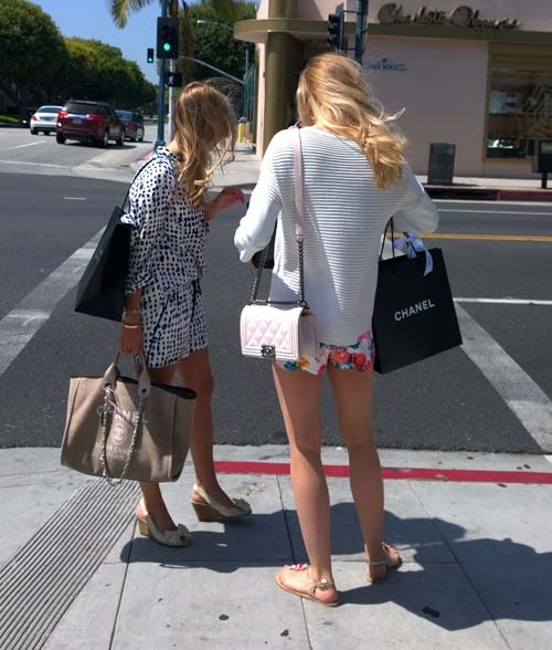 Beverly Hills Style (Coachella)