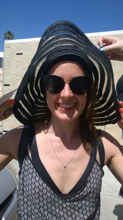 El sombrerero loco (Coachella)