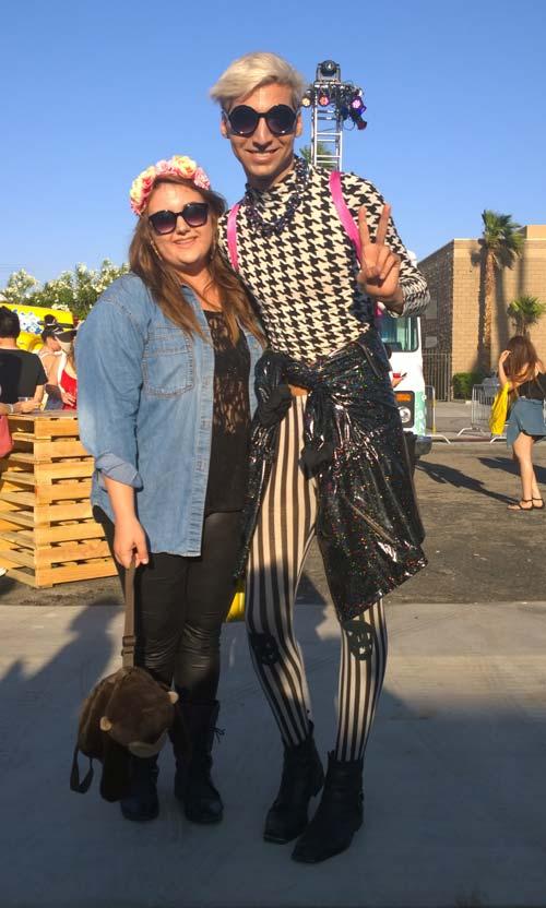 El duo dinámico (Coachella)