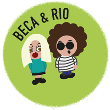 beca&rio (sello)