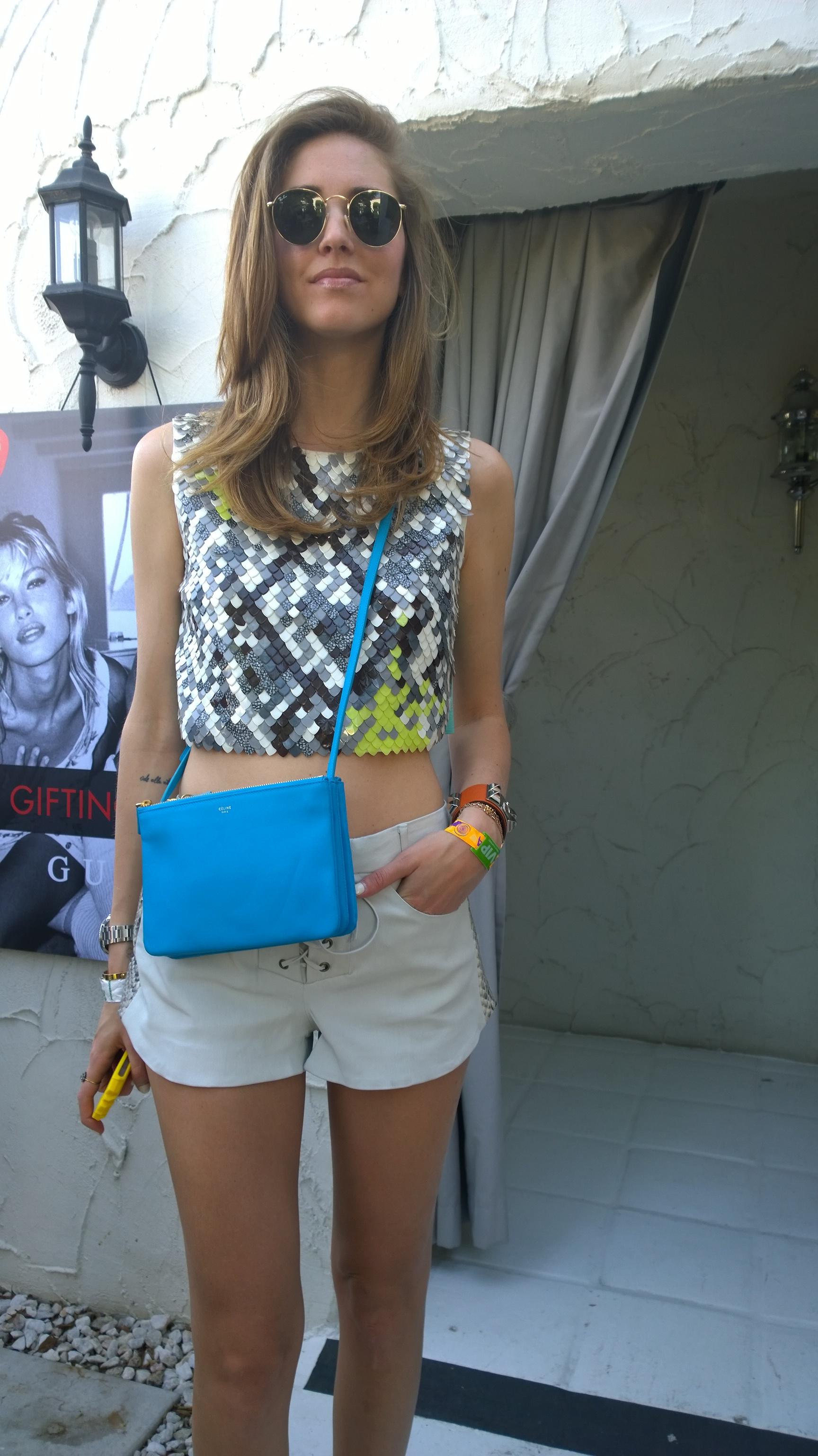 Chiara Ferragni (Coachella)