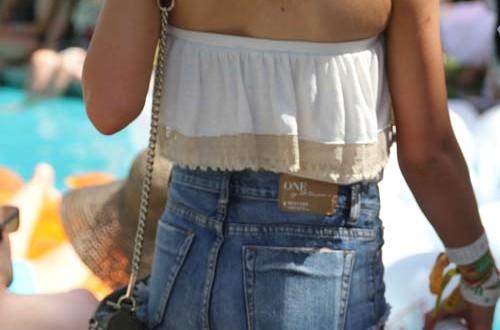 Tops + Shorts (Coachella)