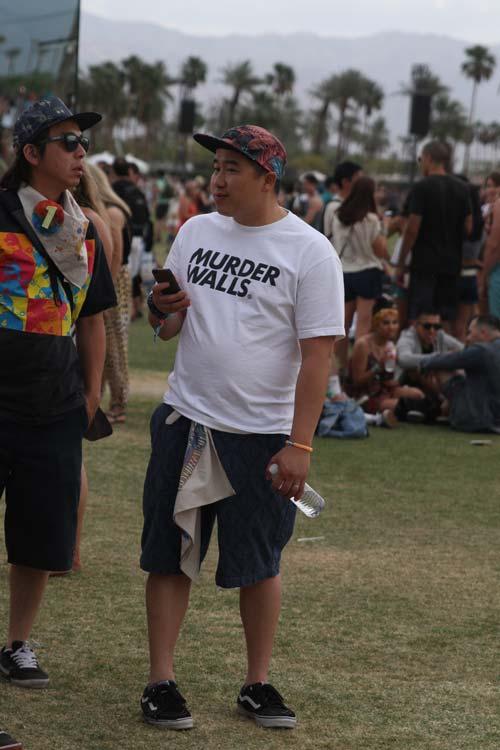 Murder Walls (Coachella)