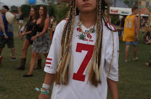 Like Brooke Candy (Coachella)