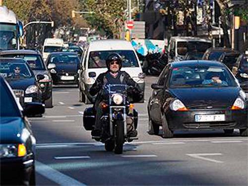 moto-madrileña