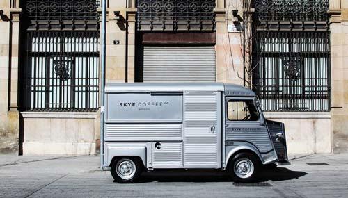 La ruta del café by Beca&Rio