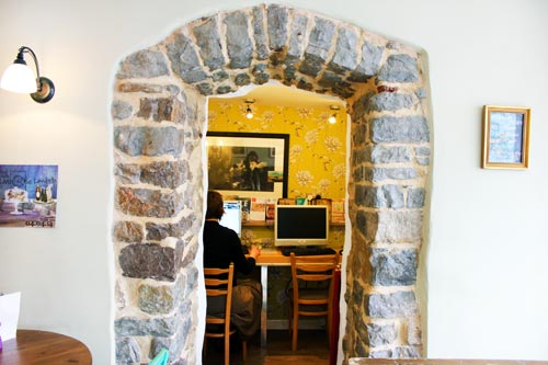 Cafe en Bristol