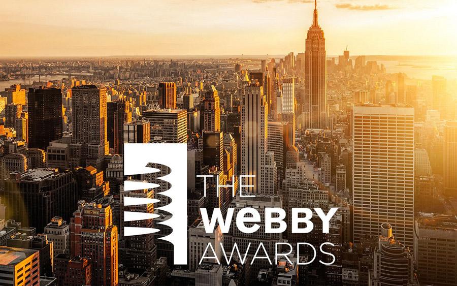 Los premios de las 5 palabras. Premios Webbys.
