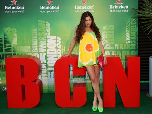 Open Your City de Heineken