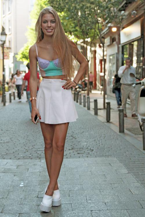 Jessica Goicoechea (Madrid)