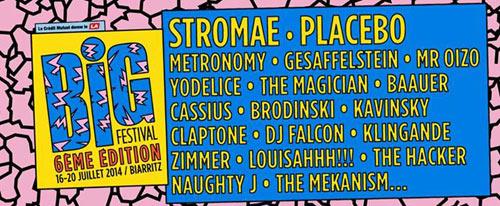 El BIG Festival llega a Biarritz