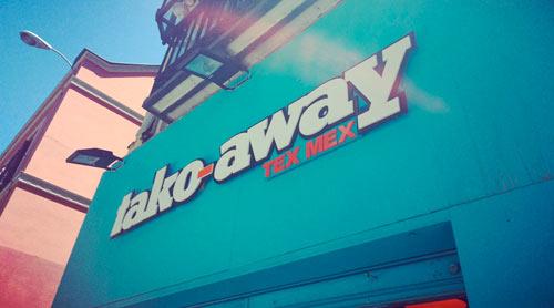 Tako Away, una recomendación culinaria