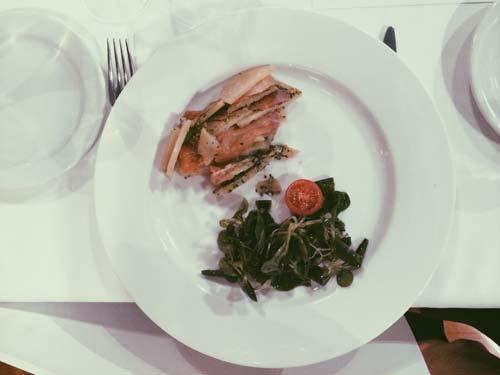 #TallerDosBandas en Restaurante Catalina