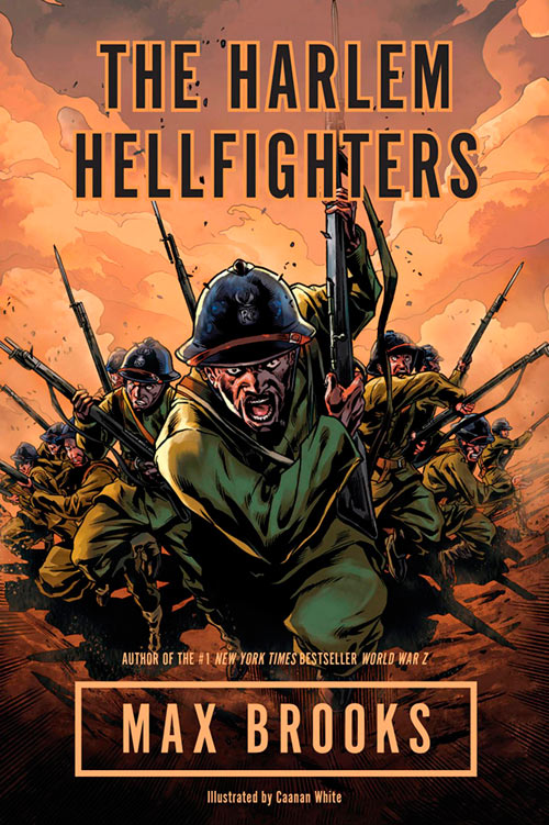 Lectura veraniega: «The Harlem Hellfighters» de Max Brooks