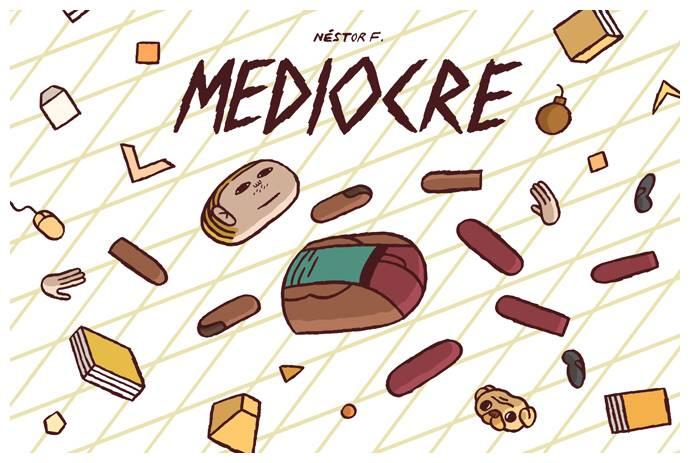 «Mediocre» de Nésto F.