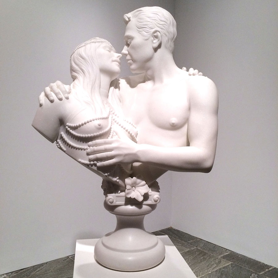 artlovers-monaco-Bourgeois-Bust—Jeff-and-Ilona-by-Jeff-Koons