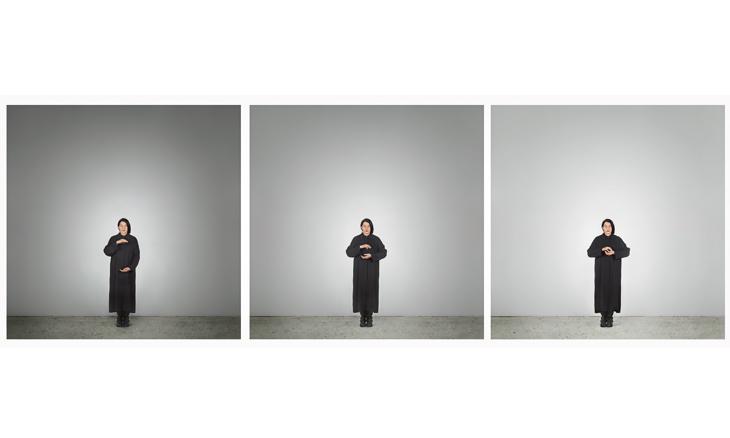 Marina Abramovic: Holding Emptiness