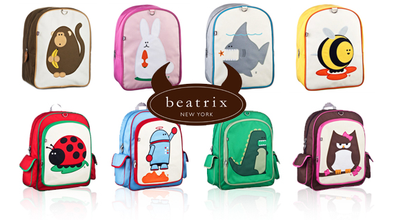 Sorteamos una mochila Beatrix