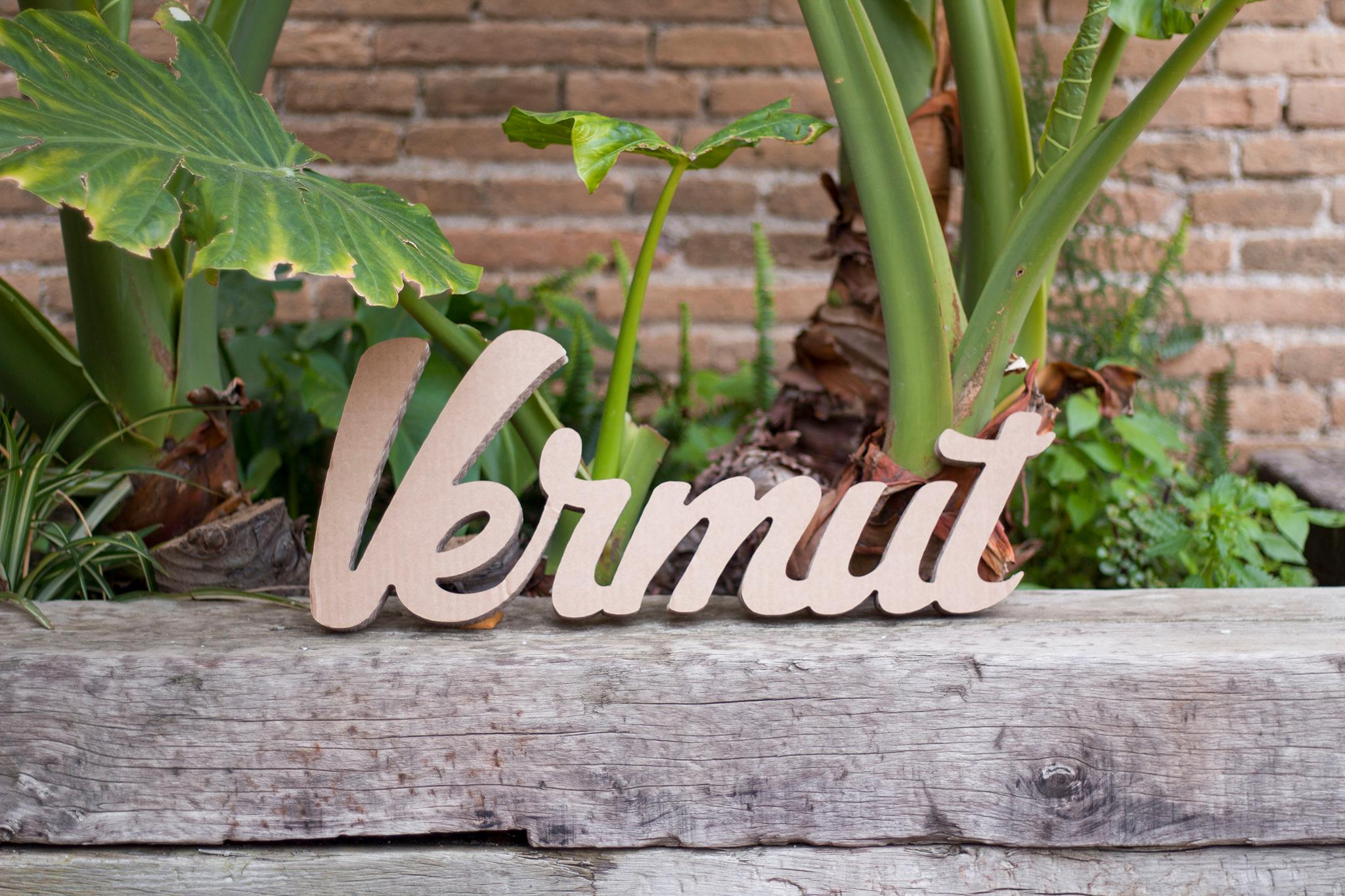 Vermut Solidario Made in Movember
