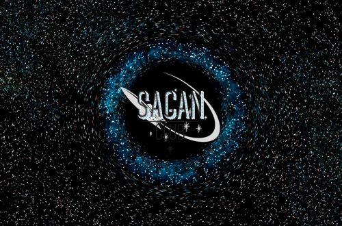 Sagan, the new party