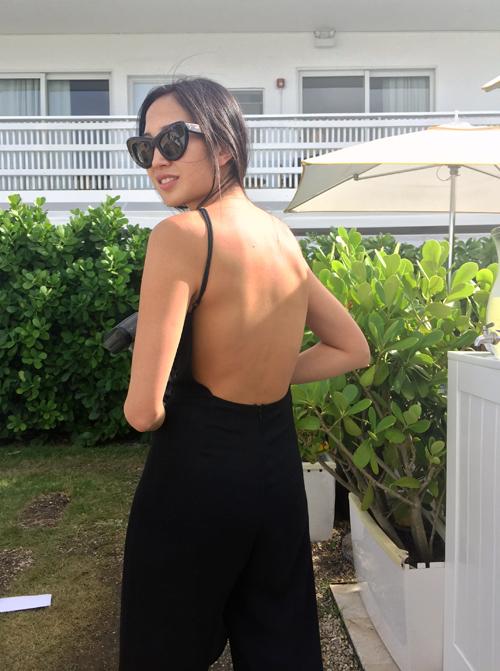 Espalda sexy (Design Miami)