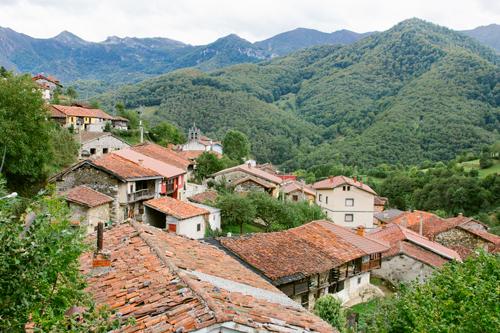 Asturias, Tierra del Agua