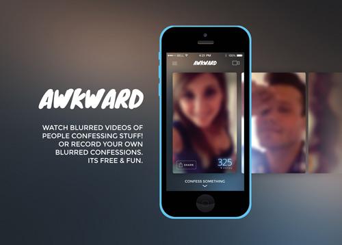 awkward app 3