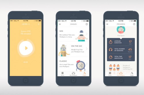 La App Headspace
