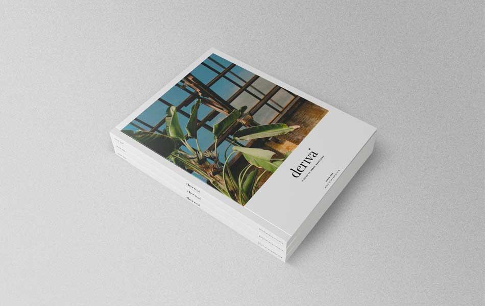 Deriva, la nueva revista para viajeros