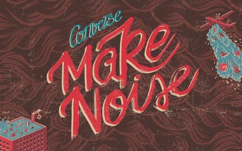converse make noise