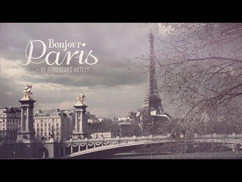 «Paris Bonjour» by Eurostars Hotels & Lovely Pepa