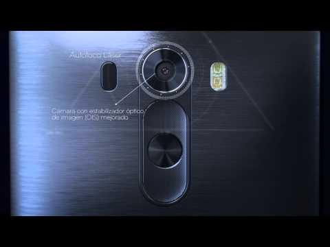 LG G3, lo nuevo de LG