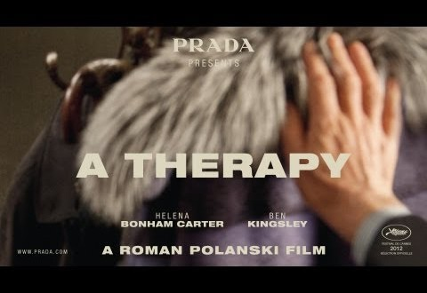"""""""A therapy"""" by PRADA"""