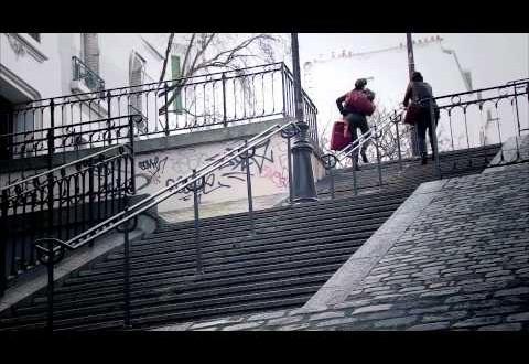 Video film campaña OI 12/13 de Longchamp