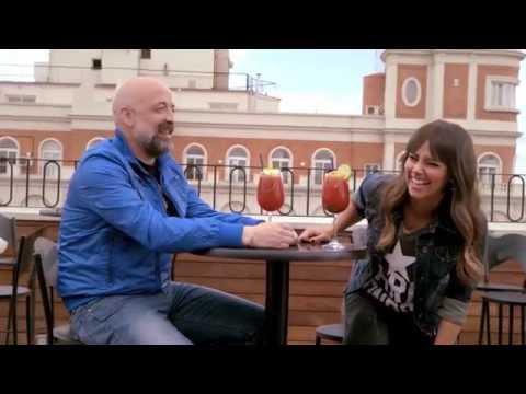 ¿De qué se ríen Cristina Pedroche y Goyo Jiménez?