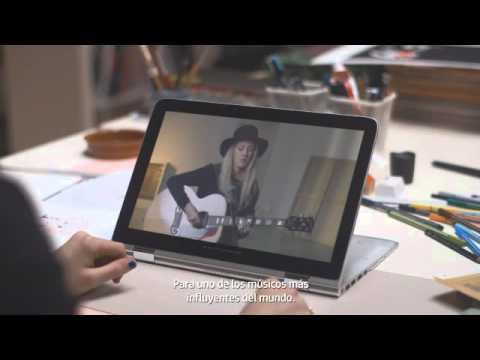 Ellie Goulding #RompeLasReglas con HP