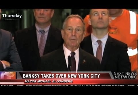 Better out than in, lo nuevo de Banksy