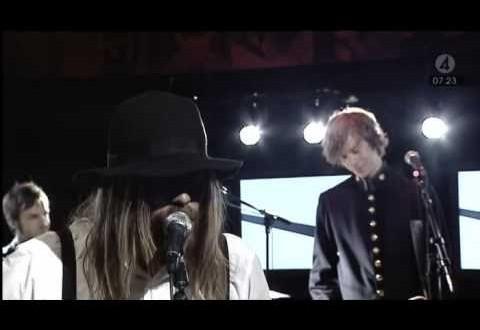 Los suecos  Friska Viljor de gira en España