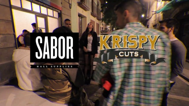 Krispy Cuts + Sabor Hall Supplies
