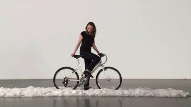 La bici de Ecal