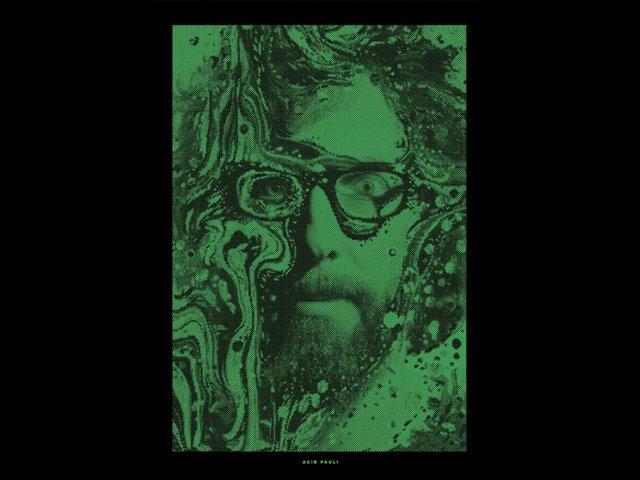 Binary Prints by Alex Trochut