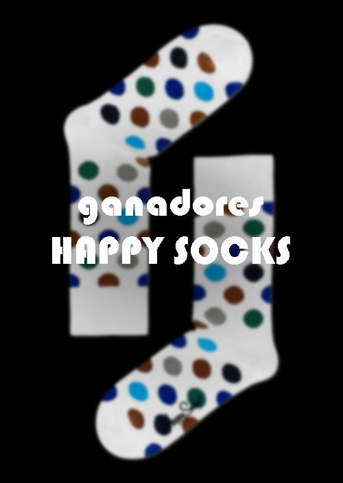Ganadores Happy Socks