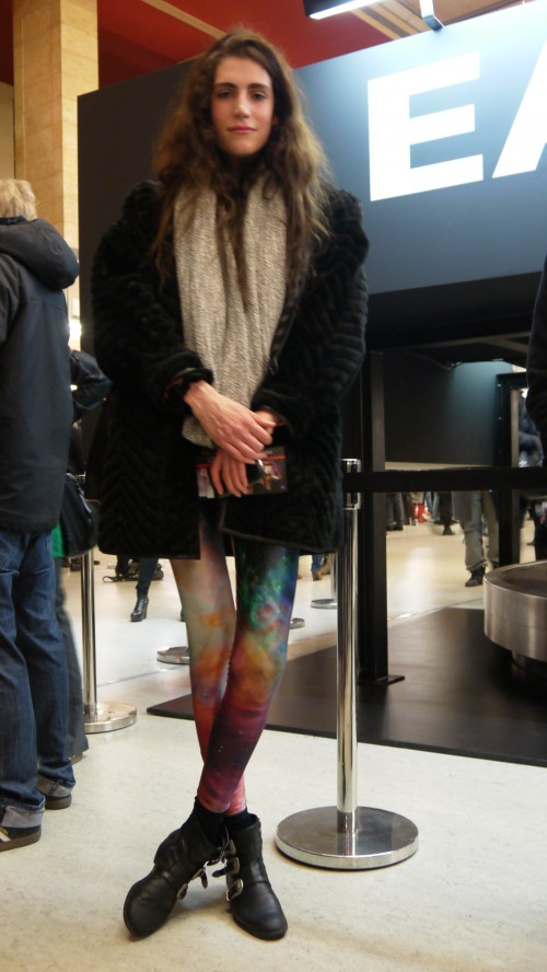 Colour tights  (Berlin)