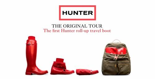 Hunter, Original Tour
