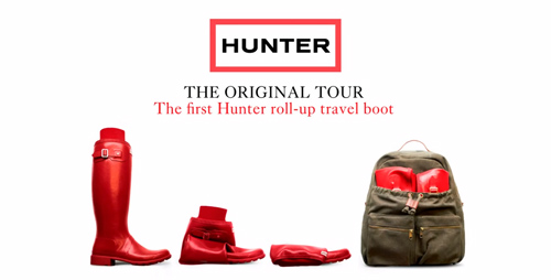 Hunter, Original Tour