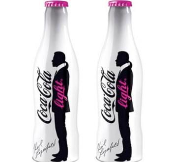 Coca-Cola Light y Karl Lagerfeld
