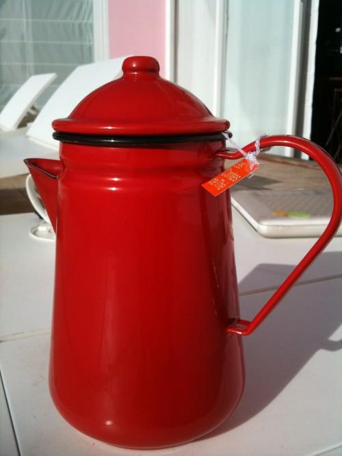 Albion Teapot @ home!