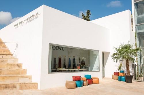 El Perfecto verano de Loewe